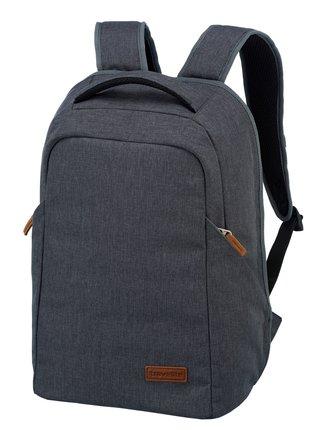 Batoh Travelite Basics Safety Backpack Anthracite
