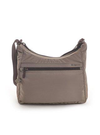 Kabelka Hedgren Shoulderbag Harper´s S RFID Sepia brown Tone on Tone