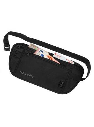 Peněženka Travelite Waist pouch RFID Black