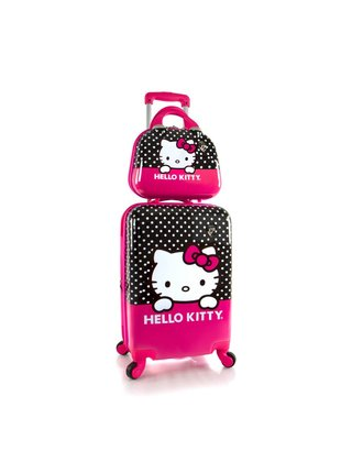 Dětský kufr Heys Kids Hello Kitty - sada 2 ks