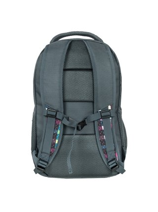 Batoh Travelite Argon Backpack Checked Pattern