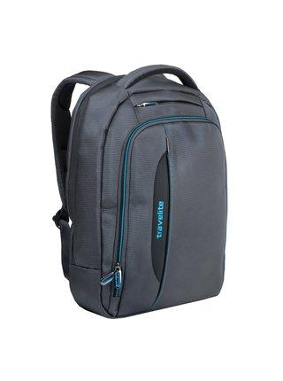 Batoh Travelite Crosslite Backpack Slim Anthracite