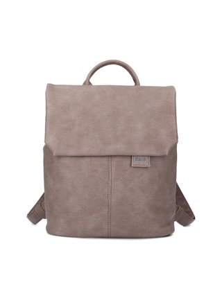 Batoh Zwei Mademoiselle MR8 Canvas Taupe