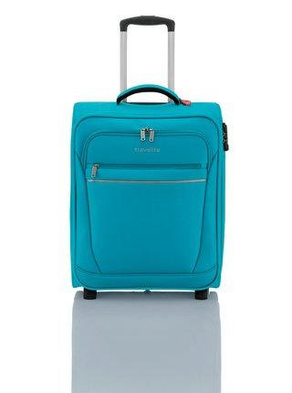 Cestovní kufr Travelite Cabin 2w S Turquoise