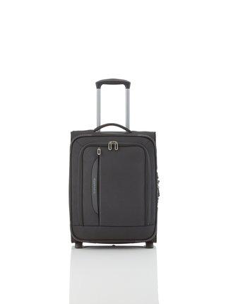 Cestovní kufr Travelite CrossLITE 2w S Black