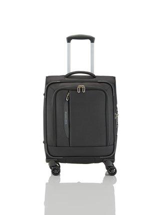 Cestovní kufr Travelite CrossLITE 4w S Black
