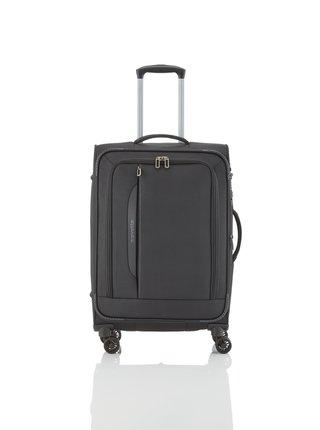 Cestovní kufr Travelite CrossLITE 4w M Black