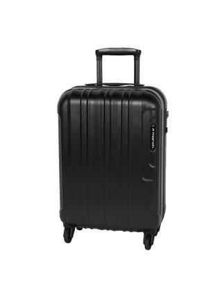Cestovní kufr March Cosmopolitan S Black alu