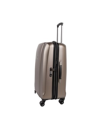 Cestovní kufr Titan Xenon Deluxe M+ Champagne