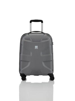 Cestovní kufr Titan X2 Shark Skin 4w S Gunmetal shark