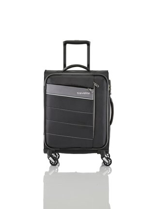 Cestovní kufr Travelite Kite 4w S Black