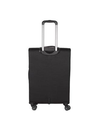 Cestovní kufr Travelite Capri 4w M Black