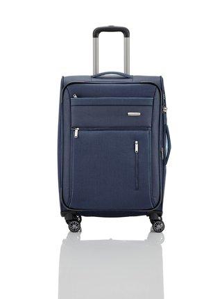 Cestovní kufr Travelite Capri 4w M Navy