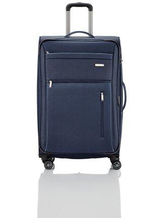 Cestovní kufr Travelite Capri 4w L Navy