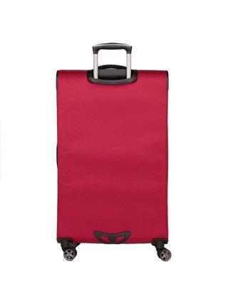 Cestovní kufr Titan Nonstop 4w L Red