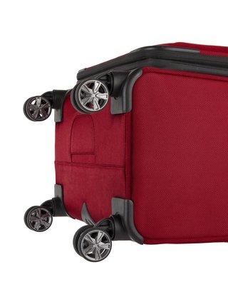 Cestovní kufr Titan Nonstop 4w M Red