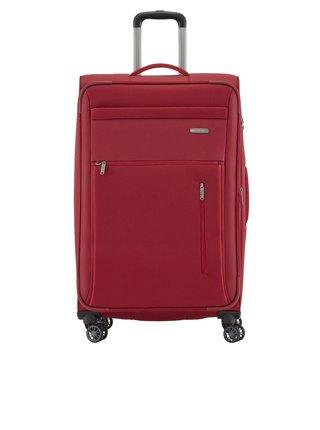 Cestovní kufr Travelite Capri 4w L Red