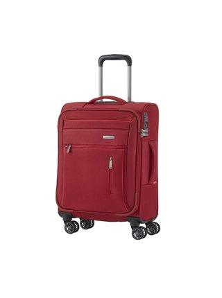 Cestovní kufr Travelite Capri 4w S Red