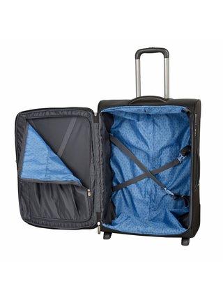 Cestovní kufr Travelite Capri 2w M Black