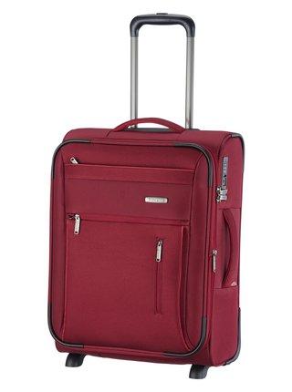 Cestovní kufr Travelite Capri 2w S Red
