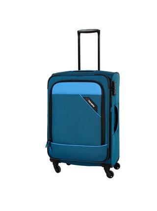 Cestovní kufr Travelite Derby 4w M Blue