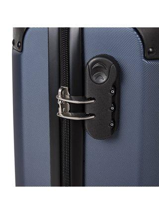 Cestovní kufr Travelite City 4w S Navy