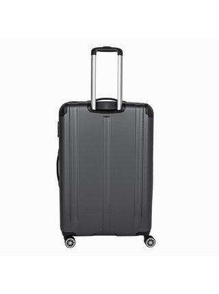 Cestovní kufr Travelite City 4w L Anthracite