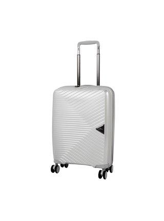 Cestovní kufr March Gotthard S Silver