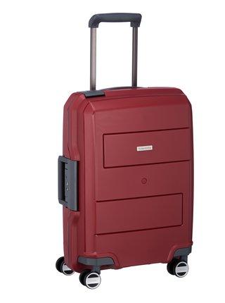 Cestovní kufr Travelite Makro 4w S Red