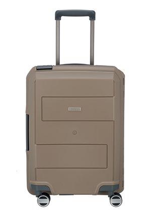 Cestovní kufr Travelite Makro 4w S Taupe