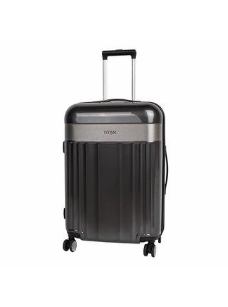 Cestovní kufr Titan Spotlight Flash 4w M Anthracite