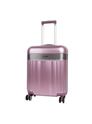 Cestovní kufr Titan Spotlight Flash 4w S Wild rose