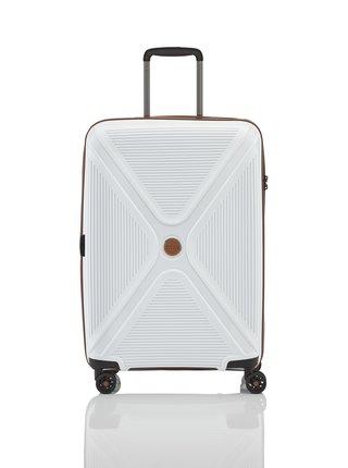 Cestovní kufr Titan Paradoxx 4w M White