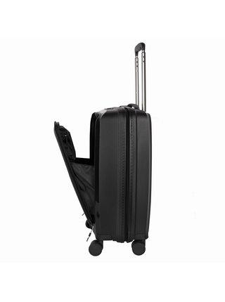 Cestovní kufr March Gotthard Cabin Size Black