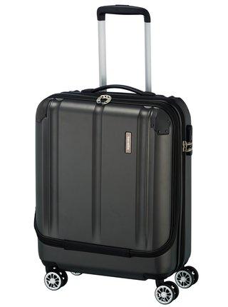 Cestovní kufr Travelite City 4w Business wheeler S Anthracite