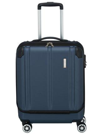 Cestovní kufr Travelite City 4w Business wheeler S Navy
