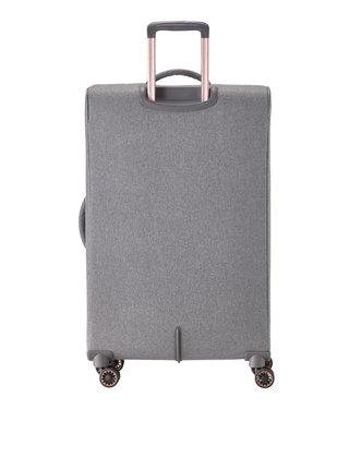 Cestovní kufr Titan Barbara 4w L Grey
