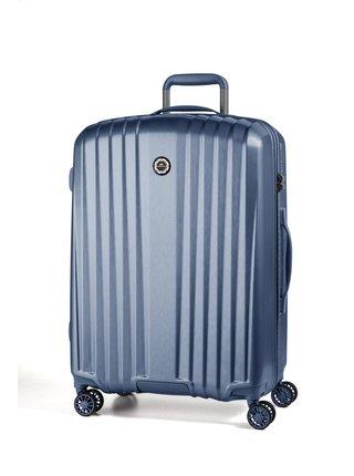 Cestovní kufr March Everest L Mid Blue