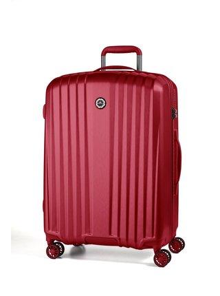 Cestovní kufr March Everest L Red