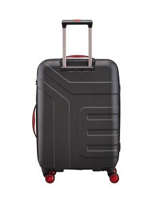 Cestovní kufr Travelite Vector 4w M Black
