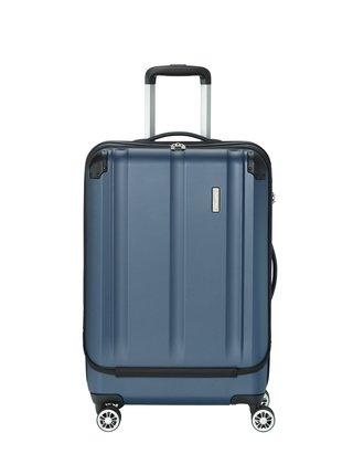 Cestovní kufr Travelite City 4w Business wheeler M Navy