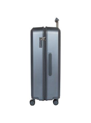 Cestovní kufr March Odessa L Blue grey