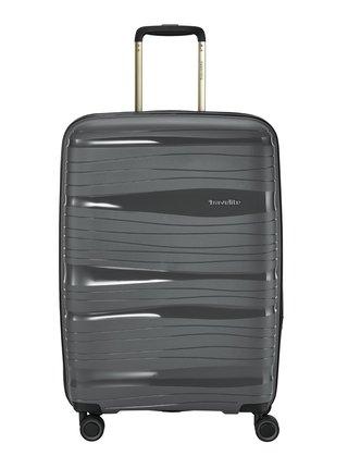 Cestovní kufr Travelite Motion M Anthracite