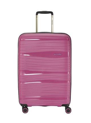 Cestovní kufr Travelite Motion M Rose
