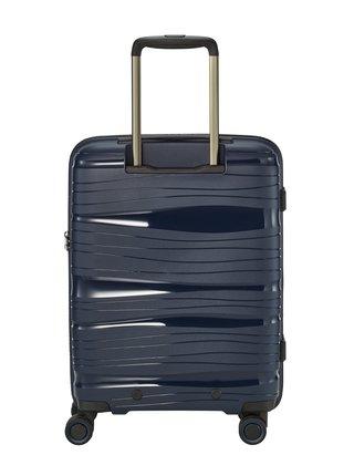 Cestovní kufr Travelite Motion S Front pocket Navy