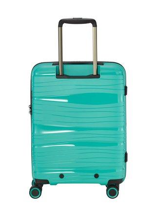 Cestovní kufr Travelite Motion S Front pocket Mint