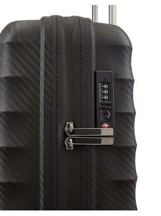 Cestovní kufr Titan Highlight 4w S Black