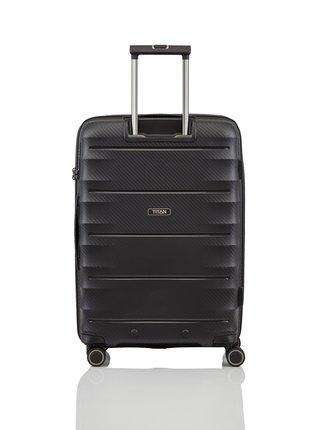 Cestovní kufr Titan Highlight 4w M Black
