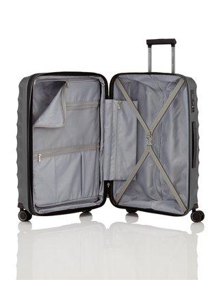 Cestovní kufr Titan Highlight 4w M Anthracite