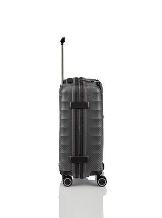 Cestovní kufr Titan Highlight 4w S Front pocket Anthracite